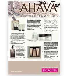AHAVA Prospekt