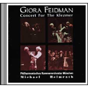 Concert for the Klezmer