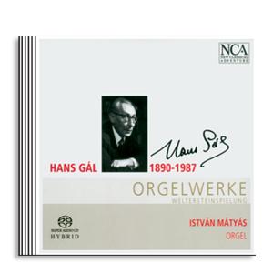 Orgelwerke - Concertino für Orgel und Streicher