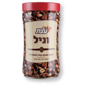 Instant-Kaffee m. Vanillegeschmack, 200 g