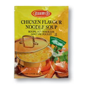 Nudelsuppe mit Hühner-Geschmack, 53 g