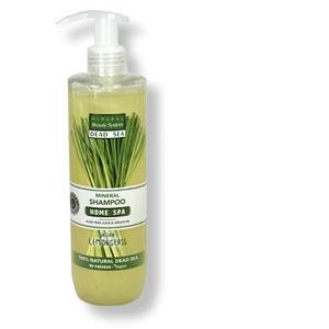 Aroma-Shampoo Zitronengras für alle Haartypen, 300 ml