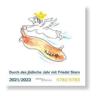 Kunst-Wandkalender für 2021/2022 von Friedel Stern