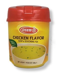 Klare Brühe mit Hühnergeschmack, 400 g
