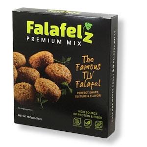Fertig-Mischung für Falafel, 180-g-Beutel