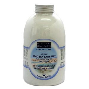 Badesalz mit 46 % Magnesium, 250-g-Beutel (keine Flasche)