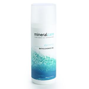 Bade- und Dusch-Gel mit Algenextrakten, 400 ml