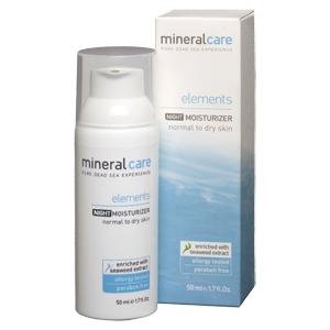 Feuchtigkeitscreme für die Nacht, für norm. und tr. Haut, 50 ml