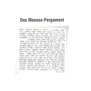 Mesusa-Pergament