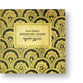 Jiddische Lieder - CD