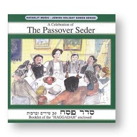 CD für die Sederfeier