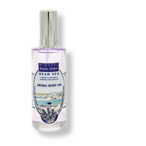 Aroma-Körper-Öl, Lavendel, 125 ml