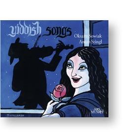 Yiddish Songs - CD