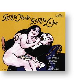 Gefilte Fisch: Gefilte Liebe - CD