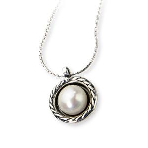 Collier mit Perle