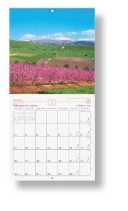gro er wandkalender views of israel 2013 2014 doronia. Black Bedroom Furniture Sets. Home Design Ideas