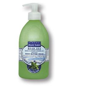 """Body-Butter """"Green Tea"""". 500 ml"""