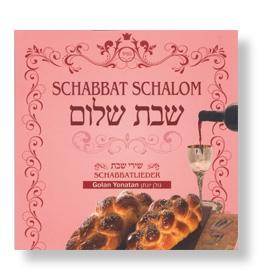 Schabbat Schalom - CD