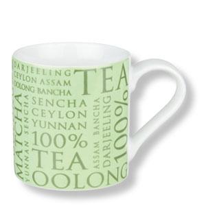 Teebecher aus hochwertigem Porzellan