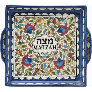 Mazza-Teller aus armenischer Keramik - 2.-Wahl-Angebot