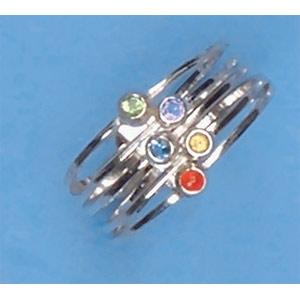 Fünffacher Ring