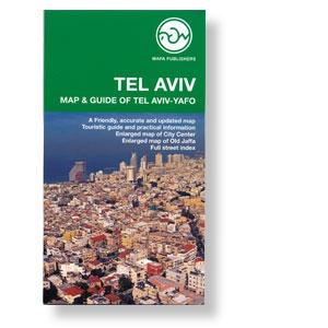 Stadtplan Tel Aviv