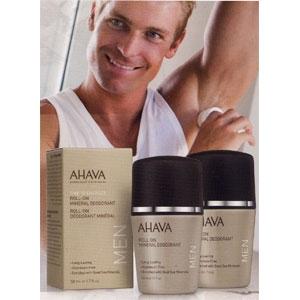 Mineral-Deodorant für Männer Roll-On mit 50 ml