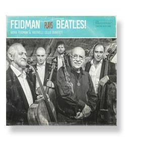 Feidman Plays Beatles! - CD