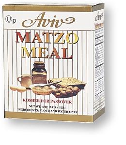 Mazzenmehl aus geriebenen Mazzen, 454 g