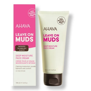 Leave on Muds Gesichtscreme, 100 ml