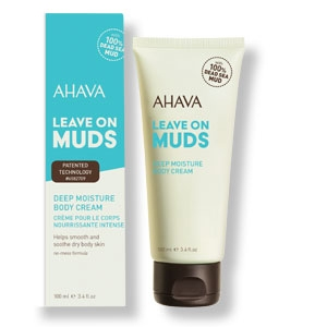 Leave on Muds Körpercreme, 100 ml