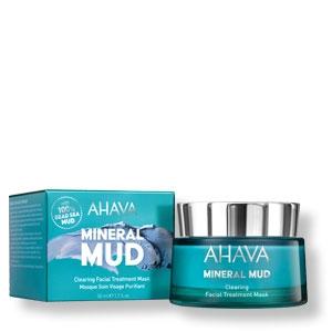 AHAVA Mineral Mud klärende Gesichtsmaske