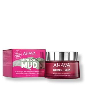 AHAVA Mineral Mud Feuchtigkeits-Gesichtsmaske für jeden Hauttyp., 50 ml