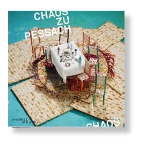 Chaos zu Pessach - Kinderbuch