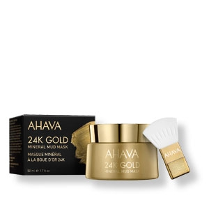 Mineral Mud 24-K-Gold-Maske, 50 ml