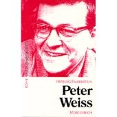 Der Bühnenautor Peter Weiss (1916-1982)