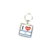 Schlüsselanhänger - I love Israel