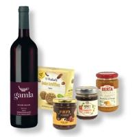 """Geschenk- und Gourmet-Paket """"Süßes aus Israel"""""""