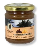 Dattel- Orangen-Aufstrich mit fruchtigem Flair, 250 g