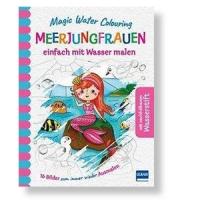 Magic Water Colouring