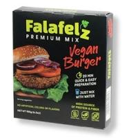 Instant-Vegan-Burger von Falafel'z