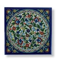 Keramik-Kachel, 10 x 10 cm