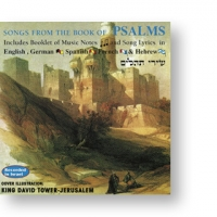 17 Lieder aus dem Psalmen-Buch - CD