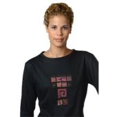 Dreiviertelarm-T-Shirt