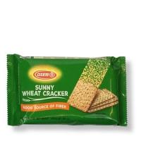 Cracker aus Weizen mit Weizenkleie, 250 g