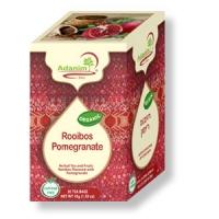 Bio-Rotbusch- und Granatapfel-Früchtetee von Adanim