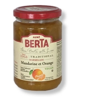 Mandarinen-Orangen-Marmelade, 350 g