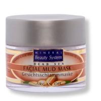 Schlamm-Maske mit Arganöl, 50 ml