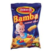 Bamba - Erdnussflips, 25 g