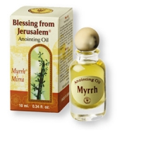 "Salböl ""Myrrhe"" 10 ml"